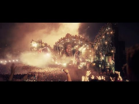 Divulgado o aftermovie oficial do Tomorrowland