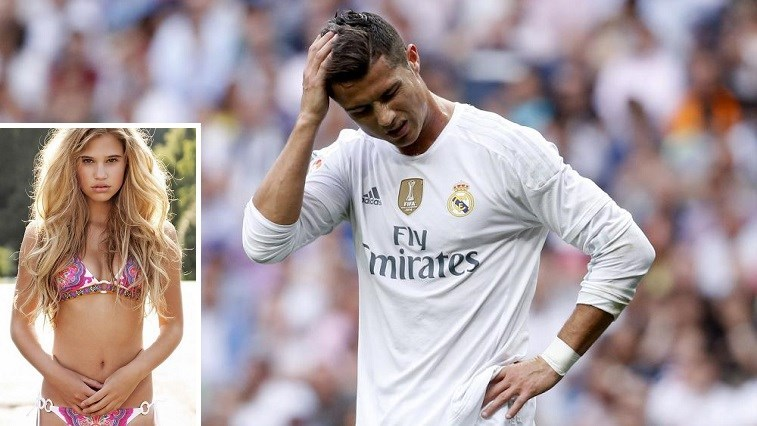 Cristiano Ronaldo acusado de assediar uma menor,noticia do Correio da Manha e a resposta do CR7