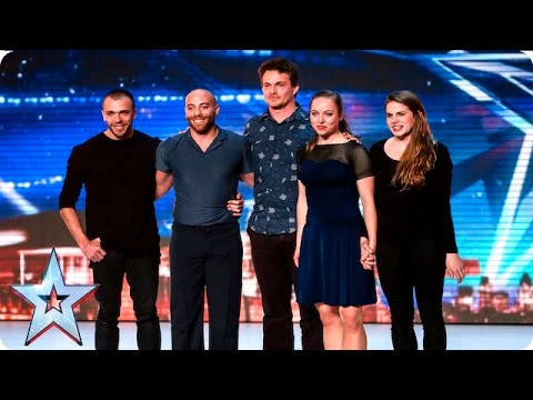 BRITAIN GOT TALENT – casal dança de forma INVULGAR!!!