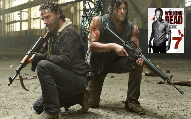 Divulgado o trailer da 7ªtemporada da serie The Walking Dead!!!